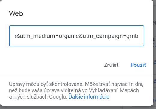 02b-Prepojenie Google My Business s Google Analytics
