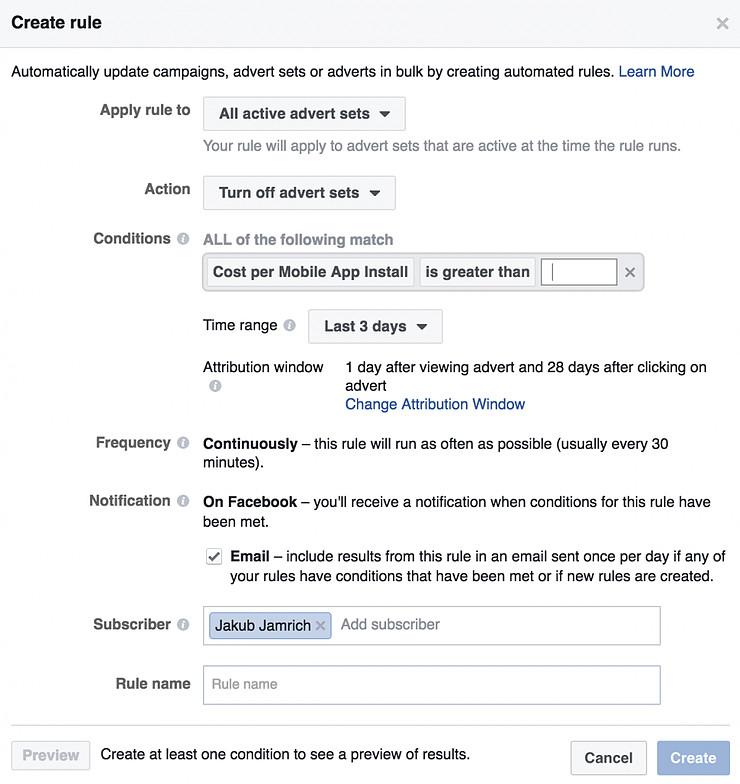 automaticka-pravidla-facebook