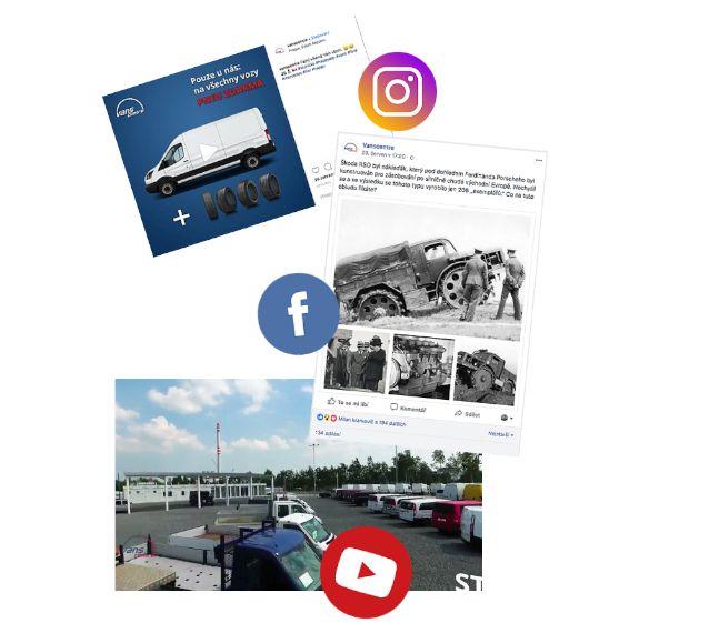 Facebook reference Vans Centre
