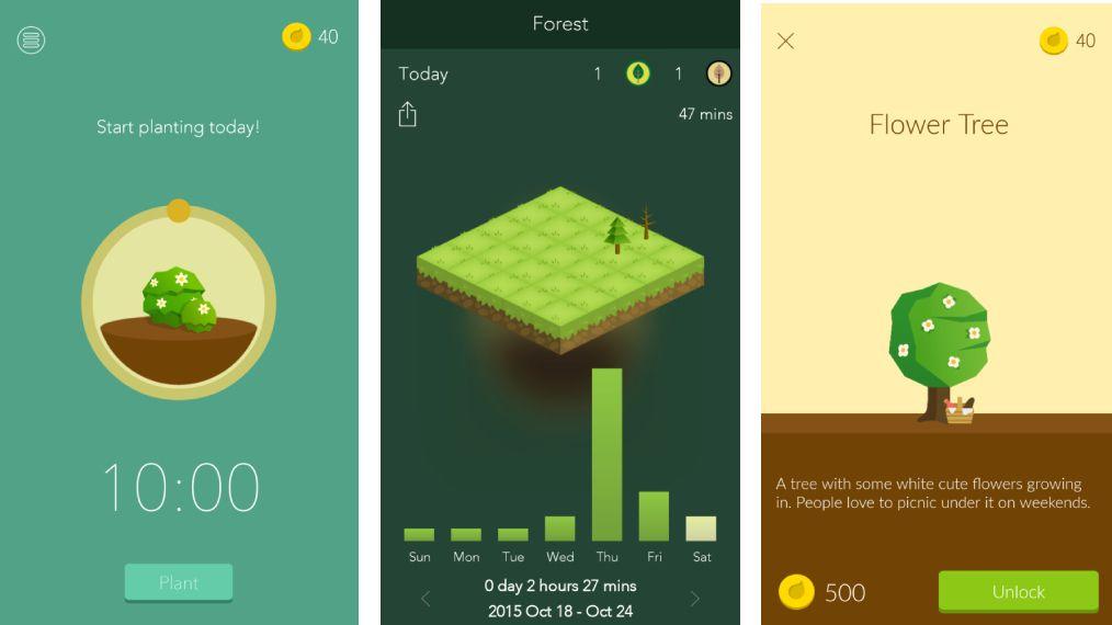 forest-aplikace