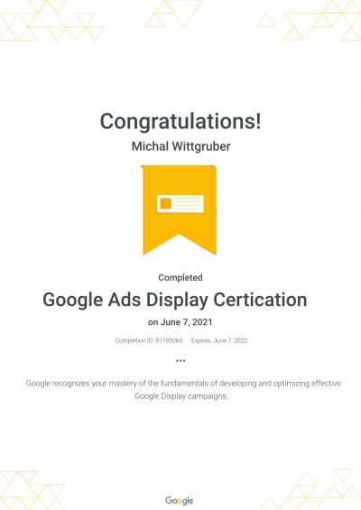 Google Ads Display Certification _ Google21-pdf