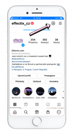 instagram nova funkce